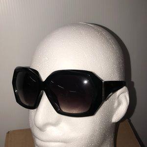 Accessories - No brand oversized Black Sunglasses